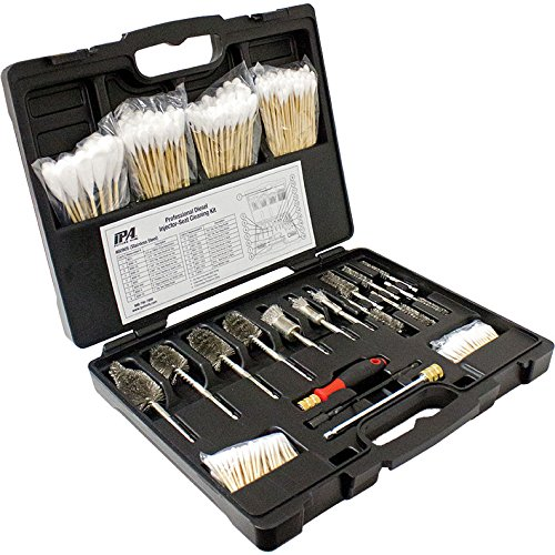 (Diesel Injector-Seat Cleaning Kit (Stainless Steel) IPA 8090S )