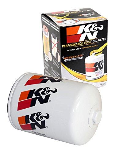 K&N HP-5001 High Performance Oil Filter