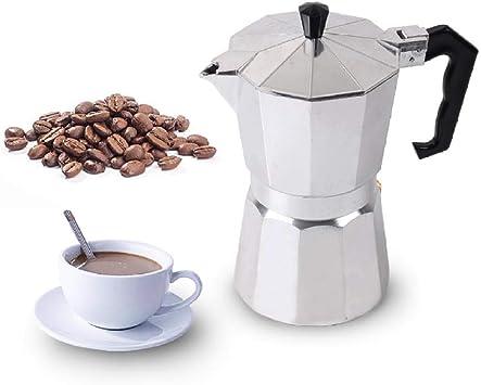 CTDMMJ Espresso Expresso Percolator 3 Tazas / 6 Tazas / 9 Tazas ...