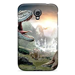 Premium Walking With Dinosaurs 3d Back Covers Snap On Cases For Galaxy S4