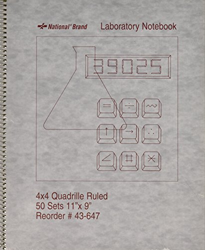 national-brand-wirebound-duplicate-laboratory-notebook-50-4x4-quad-ruled-unruled-sets-book-43647