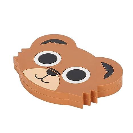 Cargador inalámbrico, Cute Cartoon Animal Universal Type ...