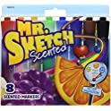 8 Pk Mr. Sketch Scented Markers Chisel Tip