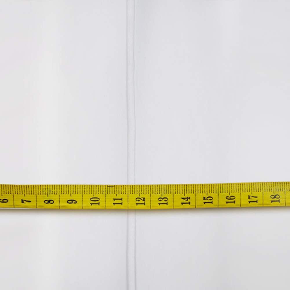 Elastico piatto da 20 metri 6 mm per cucito fai-da-te bianco