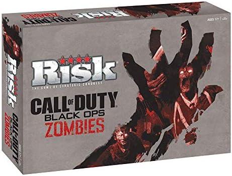 USAopoly Risk Call of Duty Black Ops Zombies Board Game: Amazon.es: Juguetes y juegos