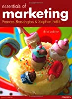 Essentials of Marketing, 3rd Edition Front Cover