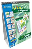 NewPath Learning 10 Piece Mastering Middle School Life Science Curriculum Mastery Flip Chart Set, Grade 5-9