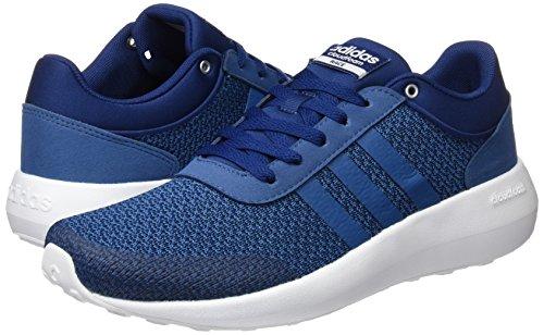 Cloudfoam Pour Race Hommes Adidas Clair Baskets Bleu dqzZdf