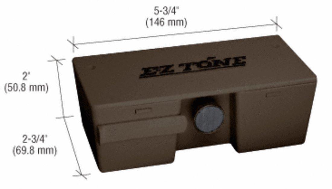 CRL Bronze EZ Tone Door Chime by CR Laurence
