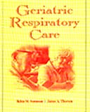 img - for Geriatric Respiratory Care book / textbook / text book