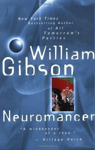 neuromancer essay Two years later, his first and most famous novel, neuromancer, helped  in an  essay of yours from the mid-1990s, you specifically mention.