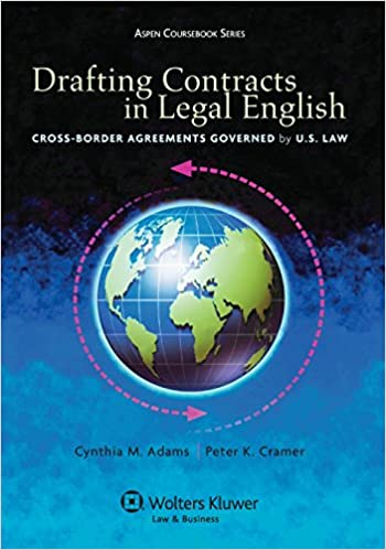 Amazon Drafting Contracts In Legal English Cross Border