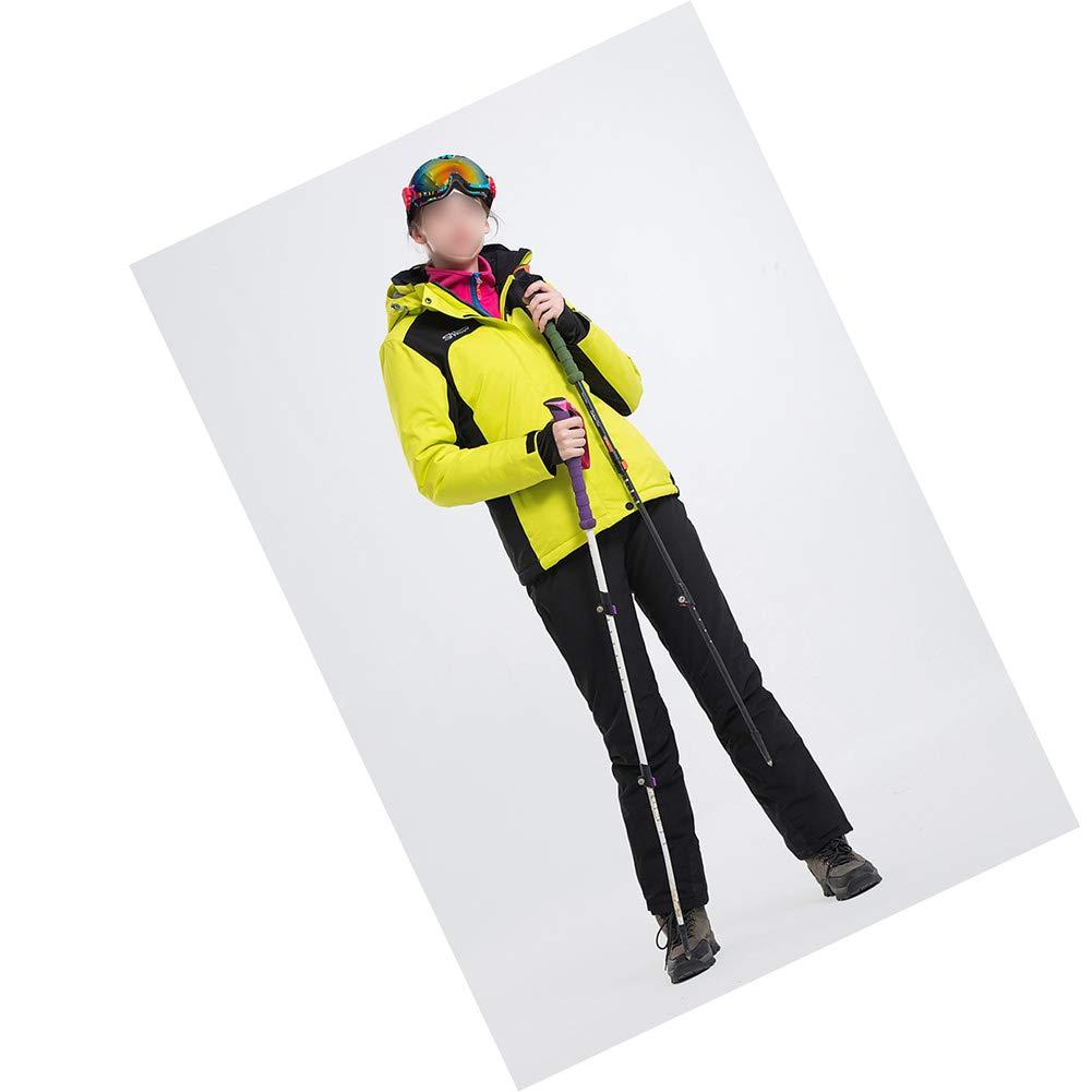 HXRYFC Giacca da Sci Donna Stampata-Snowproof, Stampata-Snowproof, Stampata-Snowproof, Extra Calore, Orlo Regolabile, Polsino e Cappuccio-Ideale Abbigliamento Invernale Caldo per Le Vacanze,giallo,XXLB07L9KXN6RSmall giallo   In Linea    Fai pieno uso dei materiali    Premio pazzesco, Birmingh a4ce89