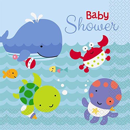 Under Baby Shower Napkins 20ct