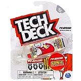 Tech-Deck 96mm Fingerboards Series 11 Complete Skateboard 12 varities (Finesse Red Sonic)