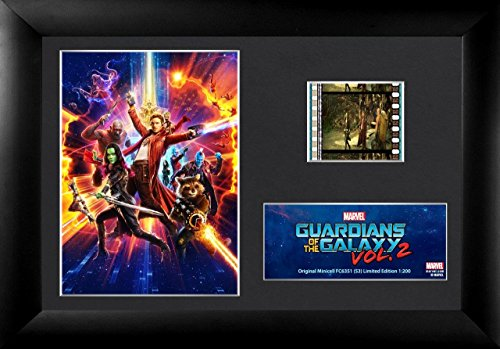 SDCC 2017 Exclusive FilmCells Marvel Guardians of the Galaxy