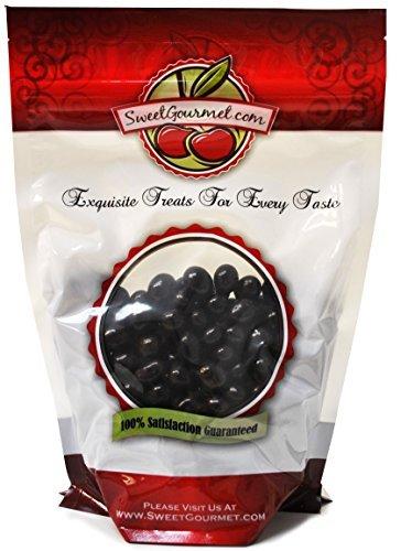 SweetGourmet Dark Chocolate Espresso Coffee Beans, 16 Oz by SweetGourmet