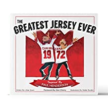 The Greatest Jersey Ever Children's Book Signed by Paul Henderson