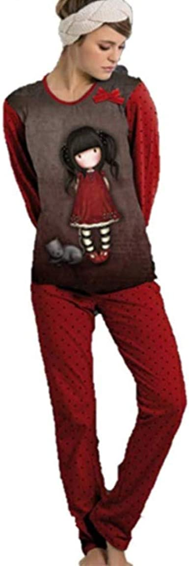 SANTORO GORJUSS - Pijama - para Mujer Multicolor 8 años ...