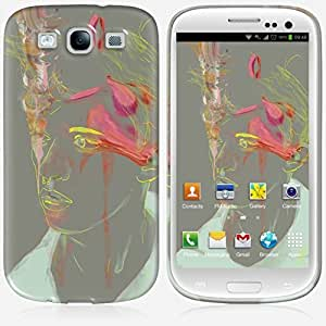 Galaxy S3 case - Skinkin - Original Design : Clouder by Archan Nair