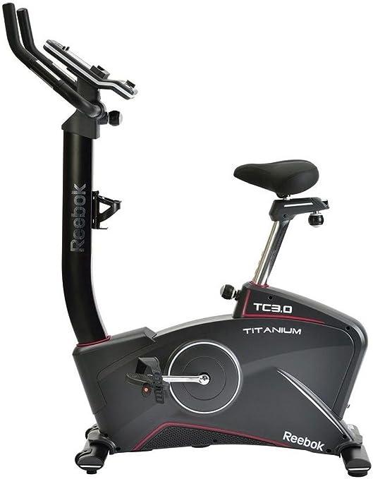 Negro Reebok Bicicleta est/ática TC 3.0 Titanium