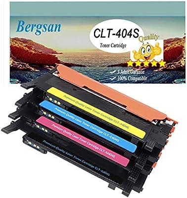 4 Toner Cartuchos de tóner XL compatibles con Samsung Xpress C430 ...