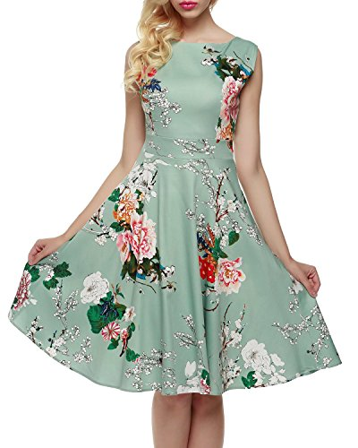 Buy long tea party dresses - 6