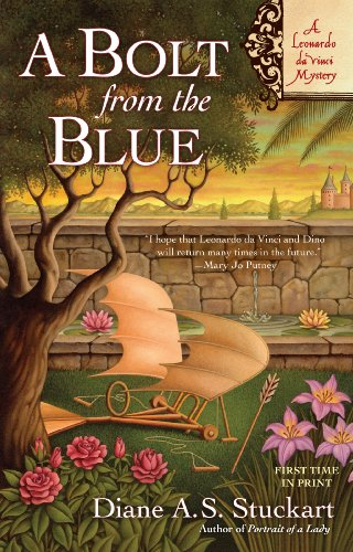 A Bolt from the Blue (A Leonardo da Vinci Mystery Book 3)