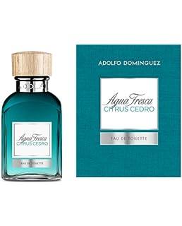 Adolfo Dominguez Agua Fresca Vetiver Eau de Toilette - 230 ml: Amazon.es: Belleza