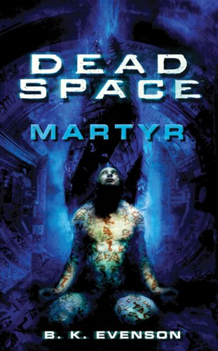 book cover of Martyr