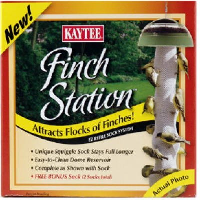 Kaytee Finch Blend Feeding Station