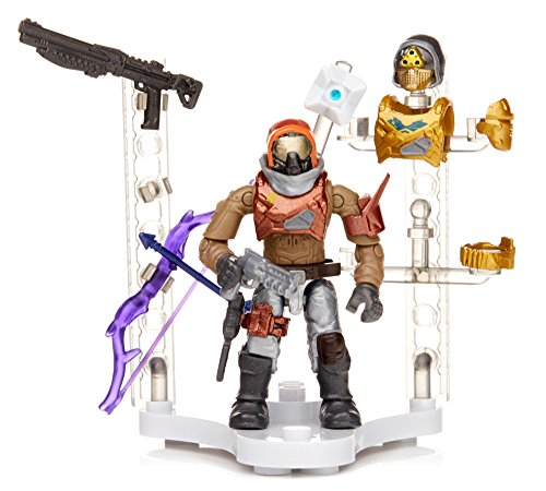 Mega Construx Destiny Hunter Cryptid Armory Building Set from Mega Bloks