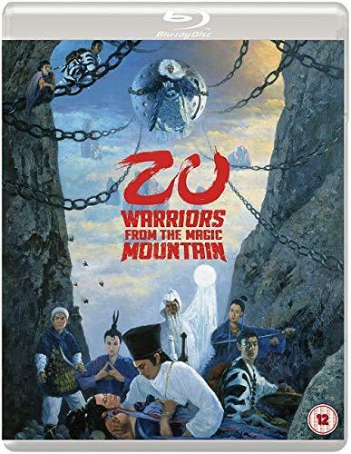 Zu Warriors From The Magic Mountain (Eureka Classics) Blu-ray Edition