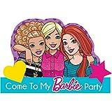 Barbie Friends Invitations 8