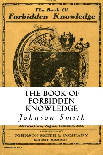 Knowledge book forbidden