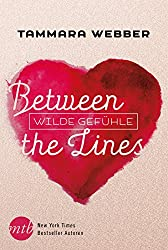 Between the Lines: Wilde Gefühle (German Edition)