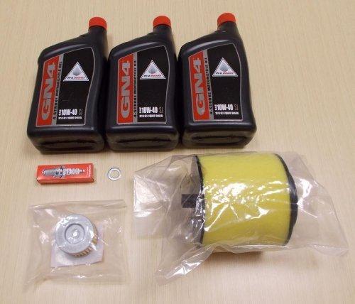 New 1988-2000 Honda TRX 300 TRX300 ATV OE Complete Oil Service Tune-Up Kit (Parts Atv Honda)