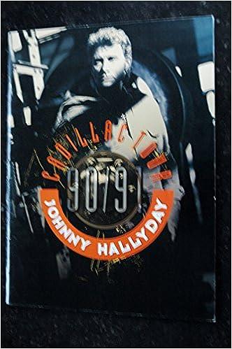 Amazon Fr Johnny Hallyday Cadillac Tour 90 91