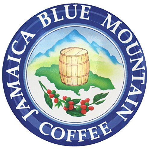 """Jamaica Blue Mountain Coffee Blend – """"Medium"""" Roasted Beans (16oz.) (Pack of 6) by BAWK Coffee (Image #4)"""