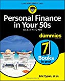 img - for Personal Finance in Your 50s All-in-One For Dummies book / textbook / text book