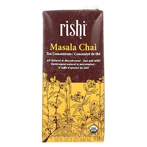 Rishi Organic Concentrate Masala Chai Tea, 32 Ounce - 12 per case. by Rishi (Image #1)