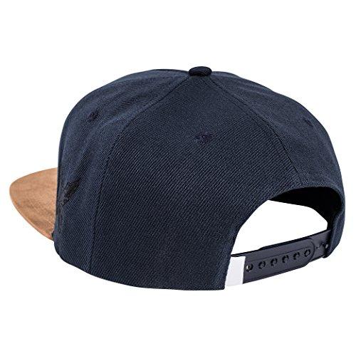 Marrón Negro Royale de Mujeres Phoenix Borgoña Hombre del Gorra Cuero Ante Suede Gorro Marino Beisbol Unisexo Sombrero el Azul Port de Snapback Port Casquillo RqOwInOYg