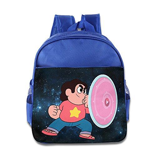 [MYKKI Steven Universe Children Custom Bag RoyalBlue] (Garnet Cosplay Costume)