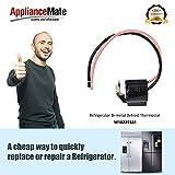 W10225581 Refrigerator Bimetal Defrost Thermostat