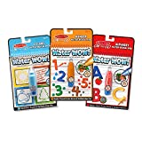 Melissa And Doug Water Wow! Activity Book Learning Bundle