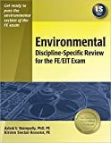 Environmental Discipline-Specific Review for the FE/EIT Exam by Ashok V. Naimpally, Kirsten Sinclair Rosselot (2006) Paperback