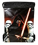 Disney Star Wars Authentic Drawstring Backpack Sling School Sport Gym Bag (Kylo Ren) Review