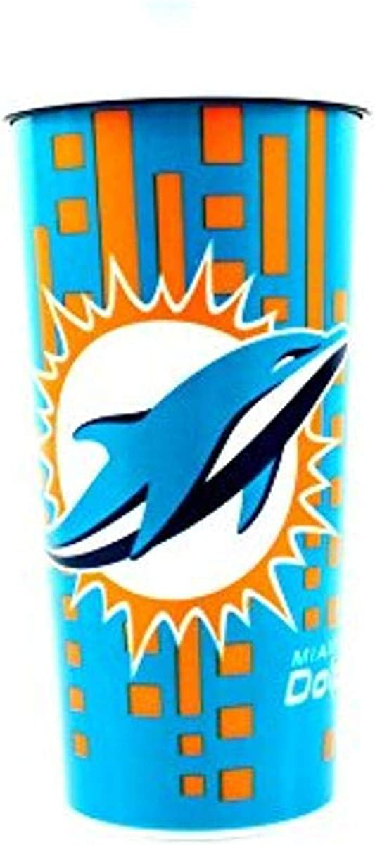 NFL Miami Dolphins Travel Cup 16-ounce