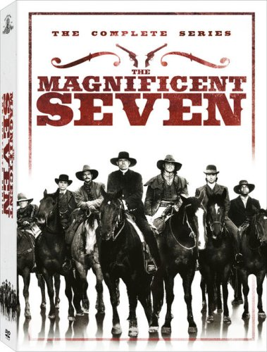 Magnificent Seven Complete Series Gift Set by 20th Century Fox