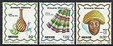 Mexico Stamps 1980 MNH 3v%2E Complete Se